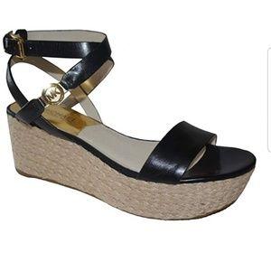 Michael Kors Jalita Platform Sandal size 9.5